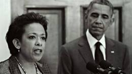 (Feature Photo credit to Atlantic Black Star and Dagger News enhancement. DOJ Loretta Lynch and Obama.)