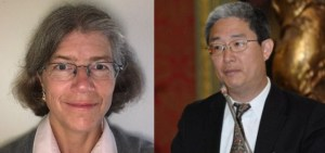 Photo credit to Conservative Treehouse. Nellie Ohr and Bruce Ohr.