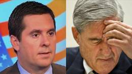 Feature Photo credit Scared Monkeys, YouTube Screen Grab, Dagger News. Devin Nunes says if Mueller was involved in U1 then they will interview him.
