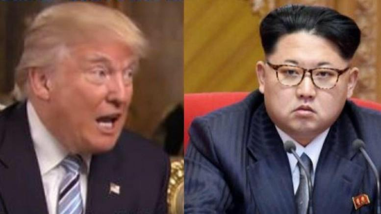 """Rocket Man open to """"talks"""" with USA per SOKO. Feature photo courtesy of Reuters and Dagger News screen captures."""