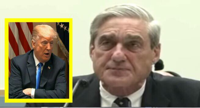 Mueller adds another indictment on Manafort. Image credit to Dagger News screen capture enhancements.