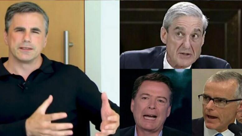 FBI releases incriminating emails to Judicial Watch. Image credit to US4Trump with screen captures.