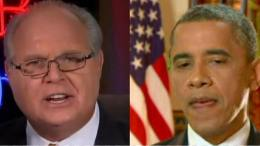 Rush Limbaugh tells WHY Obama is in hiding during June 26, 2018 podcast. Image credit to US4Trump screen capture compilation.