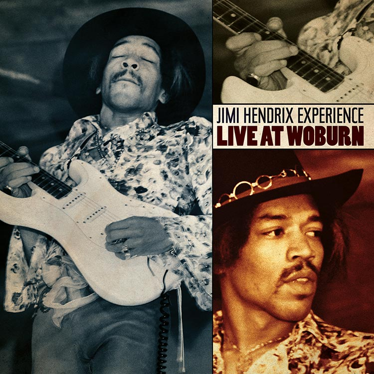 The Jimi Hendrix Experience: Live At Woburn
