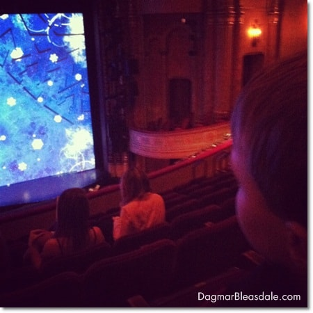 Elf The Musical in NYC at the Al Hirschfeld Theatre