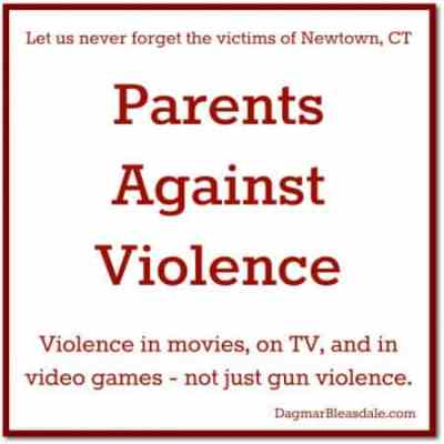 DagmarBleasdale.com: Parents Against Violence