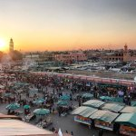 Marrakech: the most exotic African city close to Europe