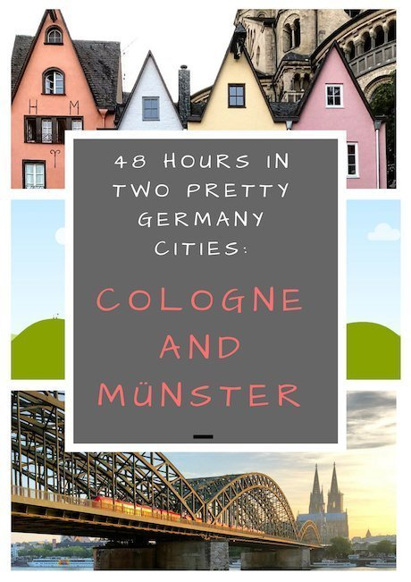 Munster and Cologne