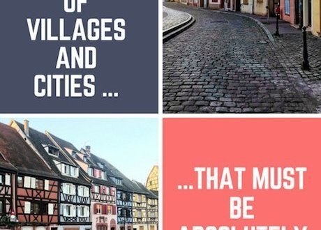 Alsace_ the itinerary of villages