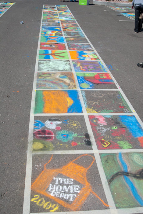 Chalk Drawing 1