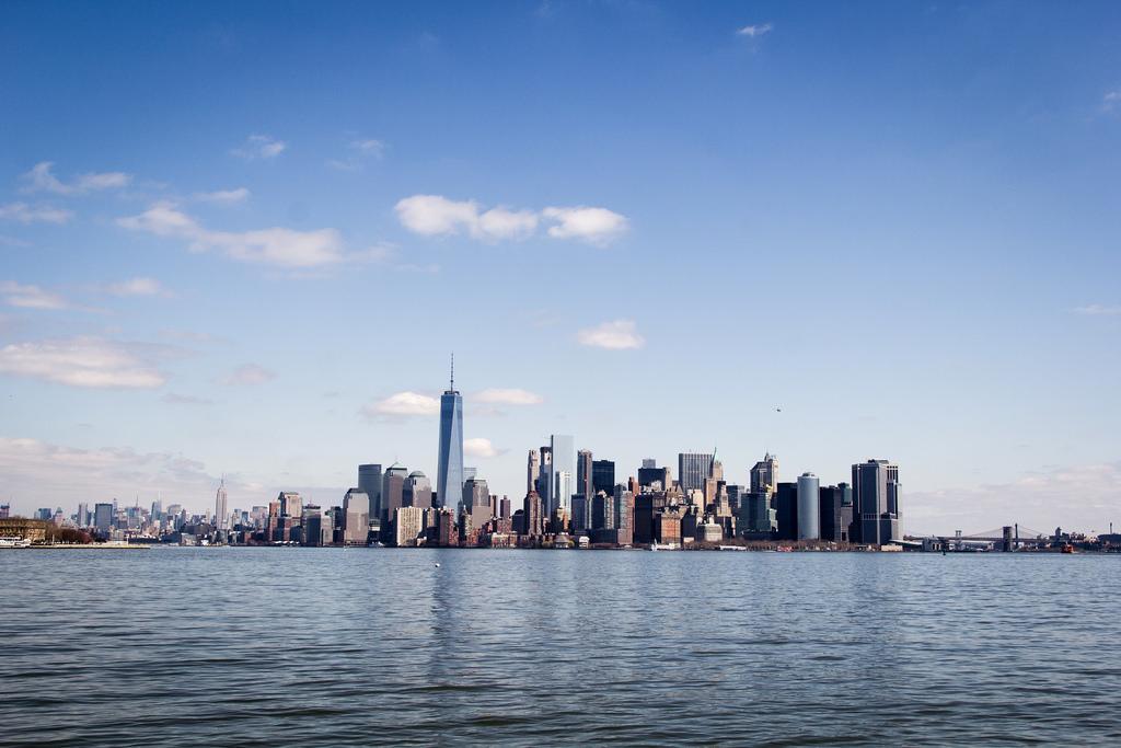 Skyline de NYC.