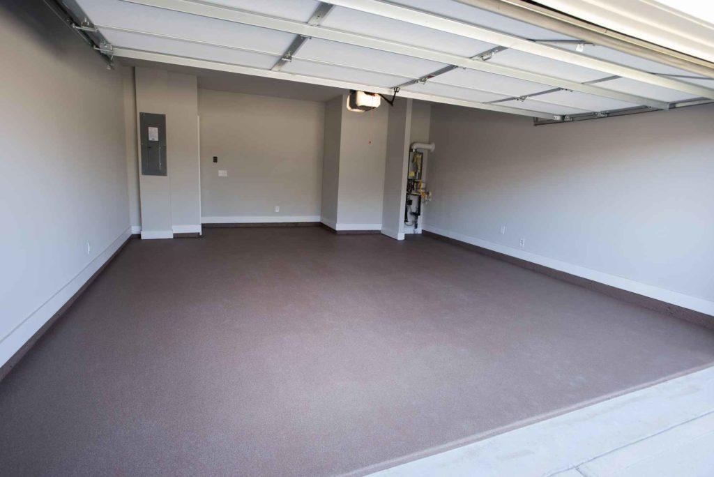 Granite Grip Garage Floor Coating October 2017 D A G