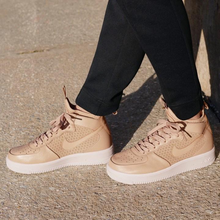 Image of tan sneakers