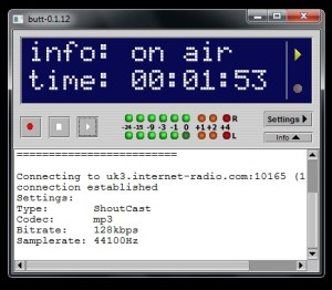 internet radio broadcasting software