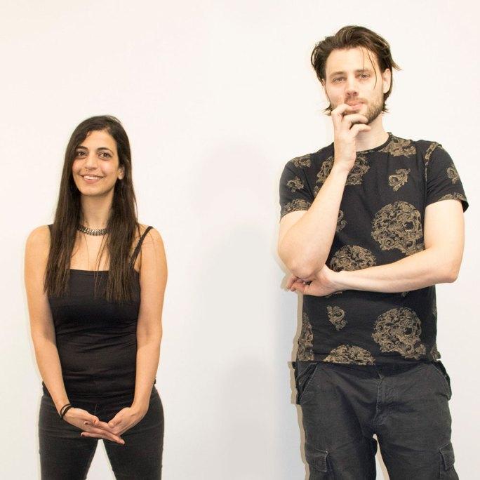 Johan Reisang & Ela Buria