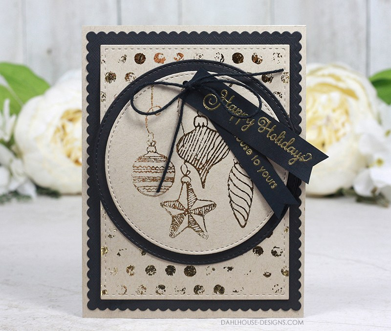 How to Foil with Rubber Stamps | Unity Stamp Company