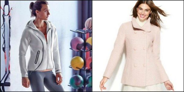 A smart shopper's guide on what and when to buy in 2015, from workout gear to winter essentials and more. (Athleta, left, and Macy's, right)