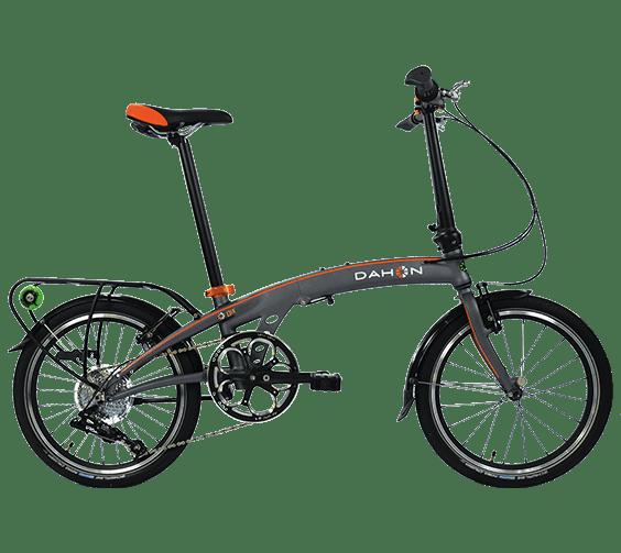 Folding Bikes by DAHON | Qix D8
