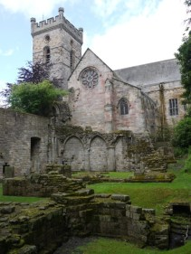 Cycle Route 76 - Culross Abbey