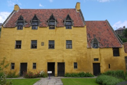 Cycle Route 76 - Culross Palace