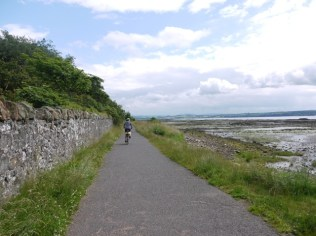 Cycle Route 76 - Fife Coastal Route