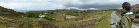 Tarskavaig Panorama