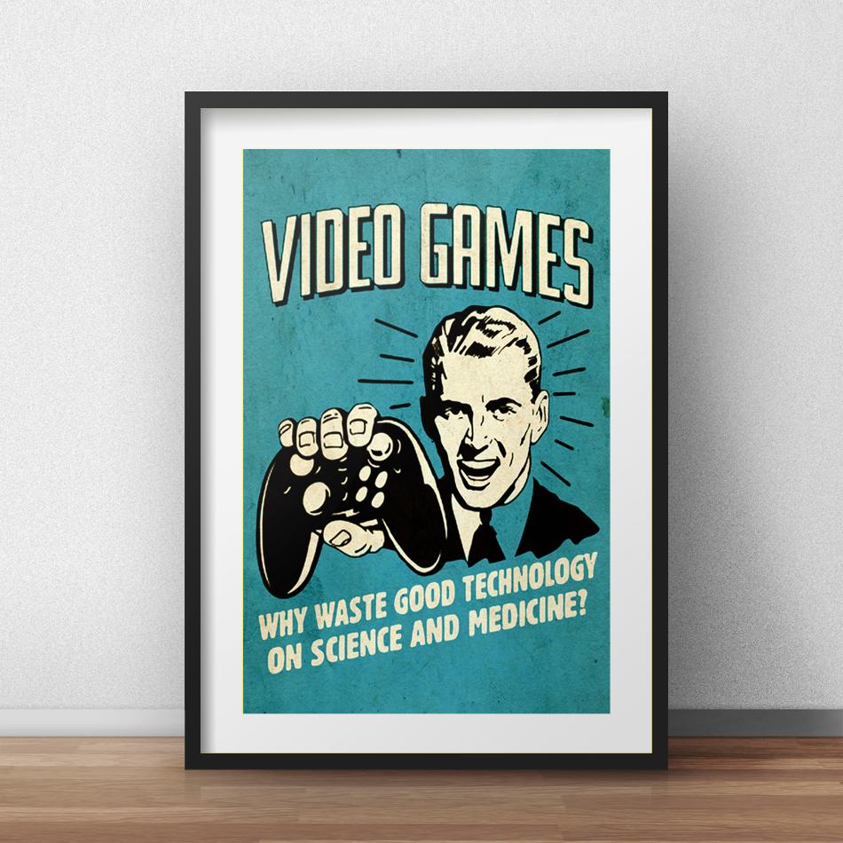 quadro-video-game-vintage-com-paspatur-quadro