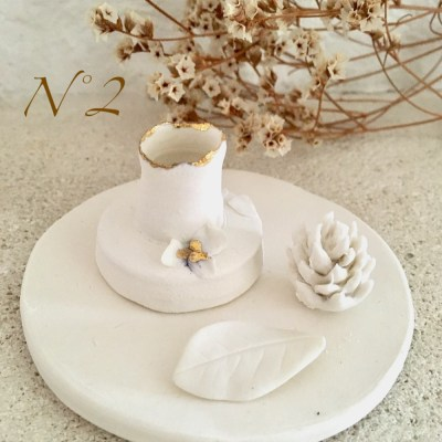 Bougeoir Dai Ceramic