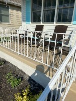 RollerRock Transforms 65-Year-Old Concrete Porch and Steps