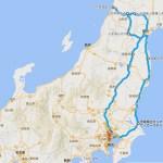 【うた旅】リゾートみのりで酒田、仙台、南相馬、大洗鹿島線の旅