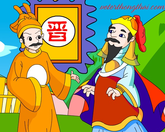 Học tiếng Trung qua thành ngữ: Án binh bất động - 按兵不动 <Àn bīng bù dòng>