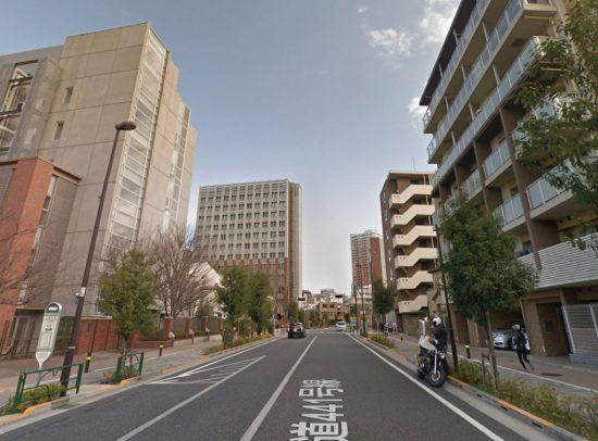 都市計画道路-完成イメージ-幅員20m