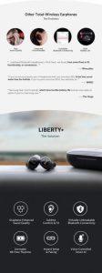 アンカーのbluetoothイヤホンLiberty+の主な特徴6つ