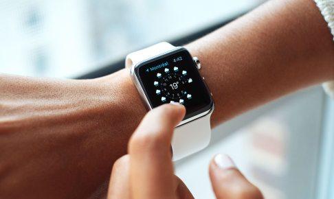 apple watch series3のLTE通信をBloombergが発表