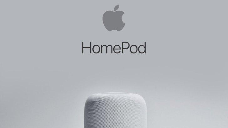 appleのスマートスピーカーhomepod