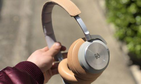 バングアンドオルフセンのノイズキャンセリング付きワイヤレスヘッドホンbeoplay h9iナチュラルレビュー