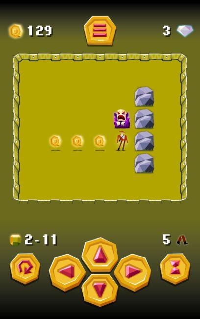 Vampires Gold Screenshot