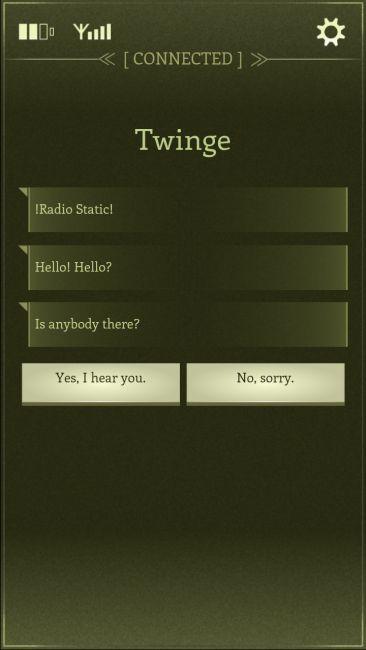 Twinge Screenshot