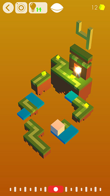Cube Rogue Screenshot