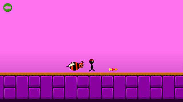 Tomolo Runner Screenshot