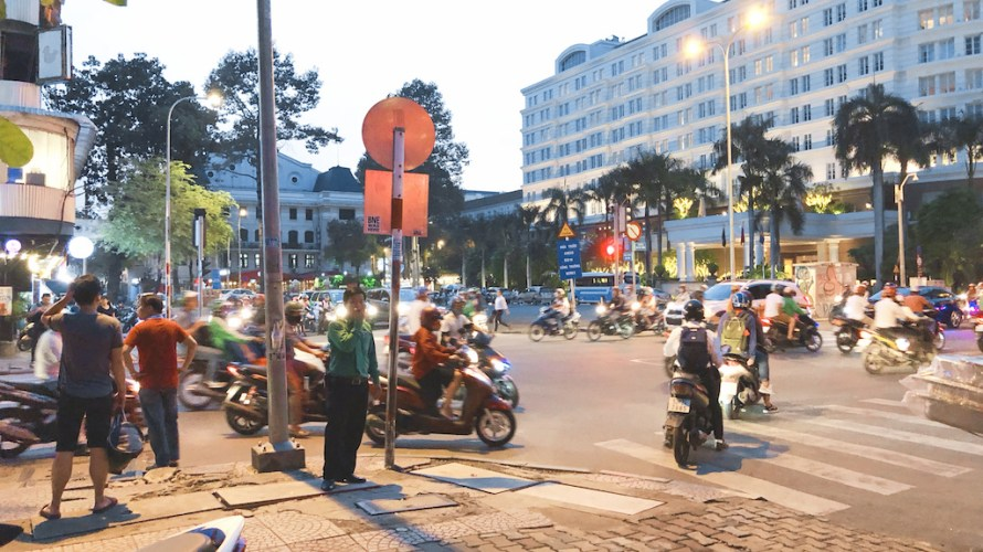 [旅行] ベトナムへ研修に行ったら普通にまた行きたくなった話 (1)