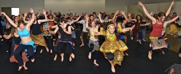 mansare dance class