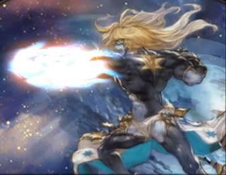 【グラブル】 アーカルム召喚石SRザ・スターをちょっと触ってみた感想