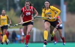 Field-hockey Hawks go national