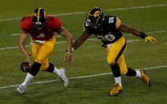 Hawkeye football's bread and butter: the running game