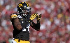 Draft prospects for Iowa