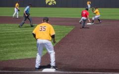 Hawkeyes down Ohio State in series finale