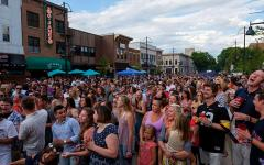 Officials say Block Party event turn-out was largest in downtown history