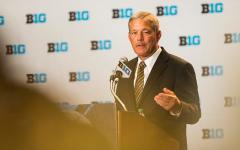 Big Ten Media Days: Highlights from Iowa HC Kirk Ferentz
