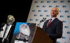 Big Ten Media Days: Highlights from Maryland HC DJ Durkin